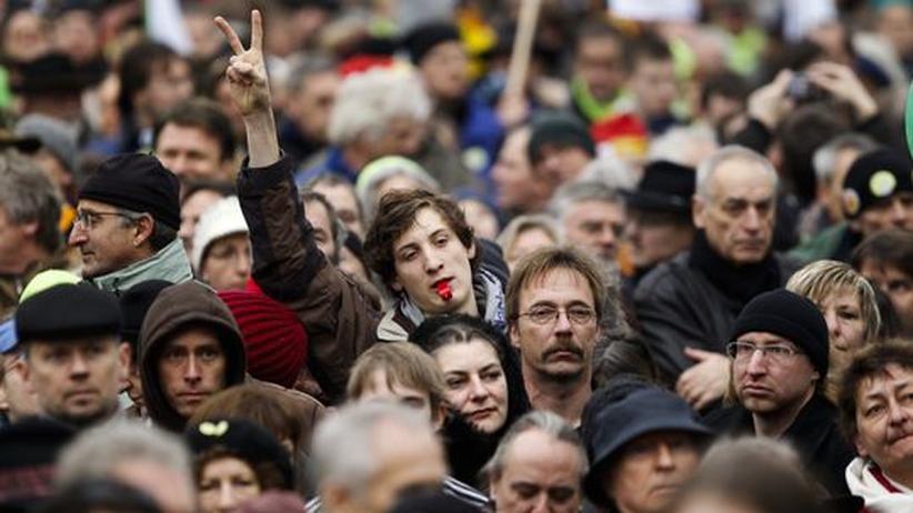 welt deutsche parteien retten demokratie