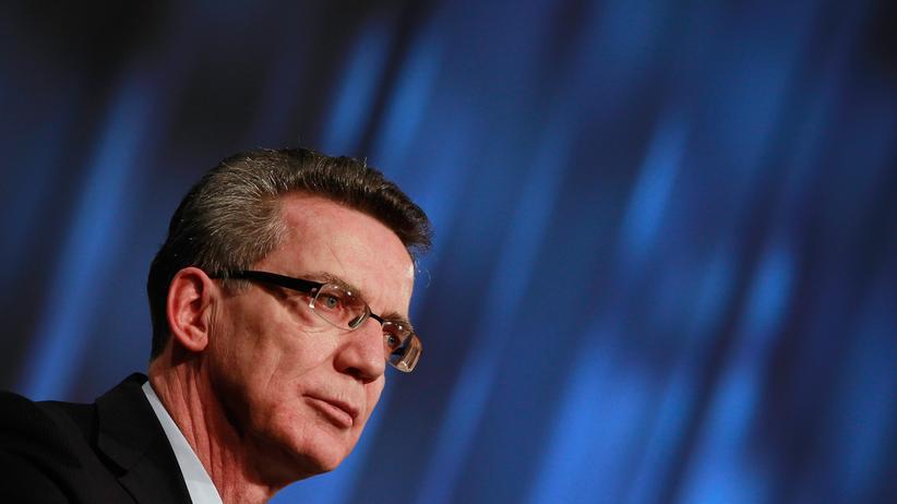 Terrorbekämpfung: Warum der Innenminister keine Entwarnung gibt