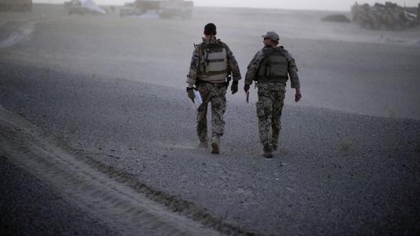 Bundeswehr: Deutsche Soldaten in Nordafghanistan