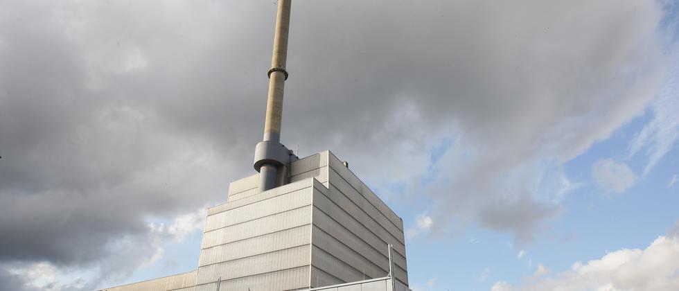 Ein Problemfall unter den deutschen Atomkraftwerken: Das AKW Krümmel