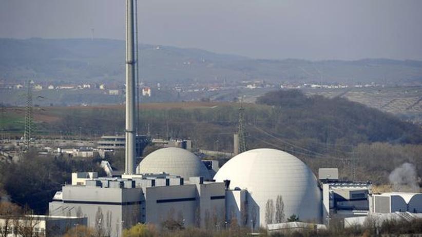 Umfrage: Das Atomkraftwerk Neckarwestheim 1 ist vorerst abgeschaltet