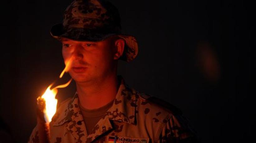 Traumatisierte Soldaten: Alleingelassen mit dem Krieg