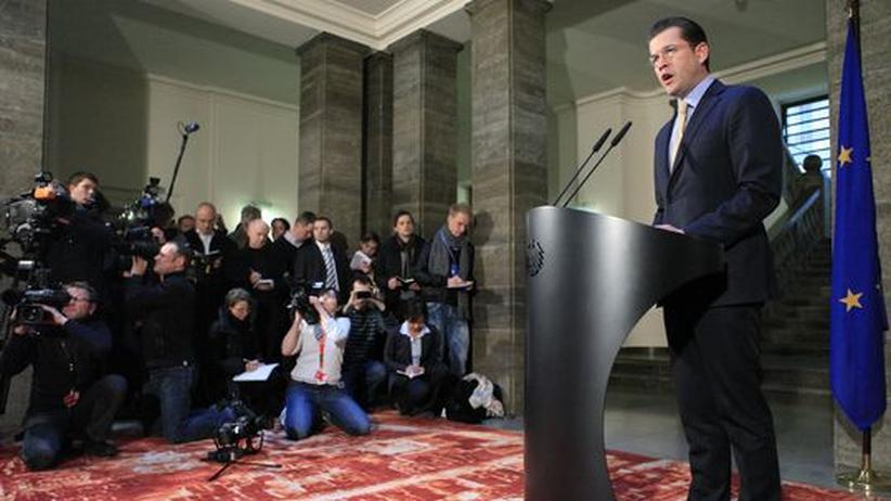 Nach dem Rücktritt: Hoffen auf ein Guttenberg-Comeback