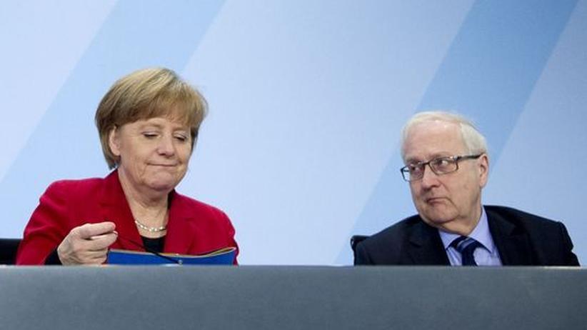 Energiepolitik: Brüderle fällt Merkel in den Rücken