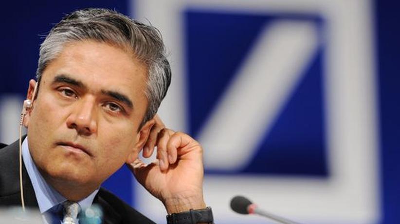 Multikulturalismus: Der Inder Anshu Jain soll Nachfolger von Josef Ackermann bei der Deutschen Bank werden.