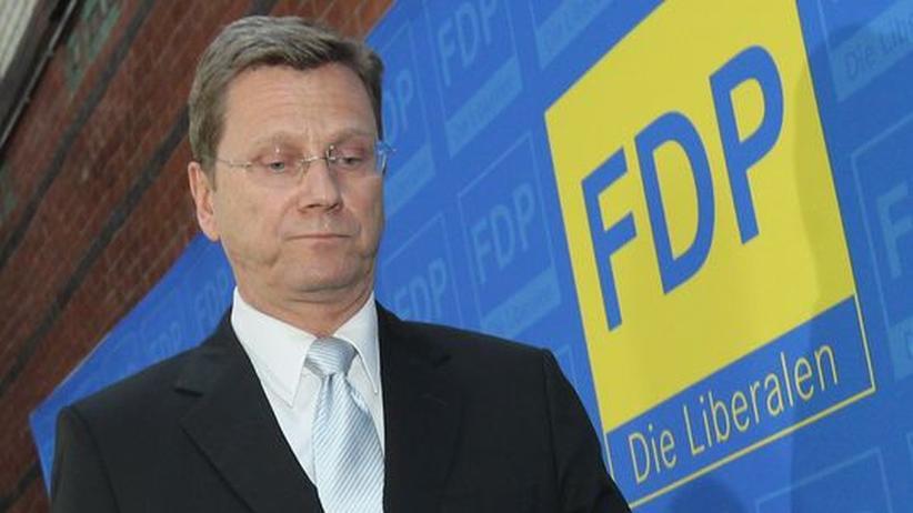 FDP in der Krise: Westerwelles eiliger Abgang