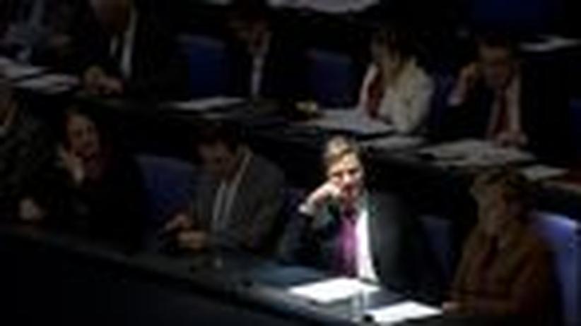 Außenminister: Westerwelle wird kein Genscher mehr