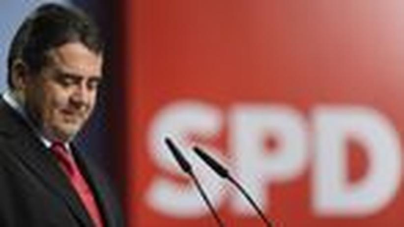 """SPD-Chef Gabriel über Sarrazin: """"Mit dieser Auseinandersetzung konnten wir nur Ärger bekommen"""""""