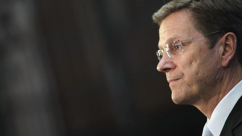 Liberale: Westerwelle gibt den FDP-Vorsitz ab