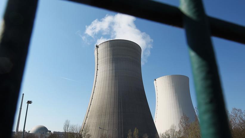Energiewende: Noch vier deutsche Atomkraftwerke sind am Netz