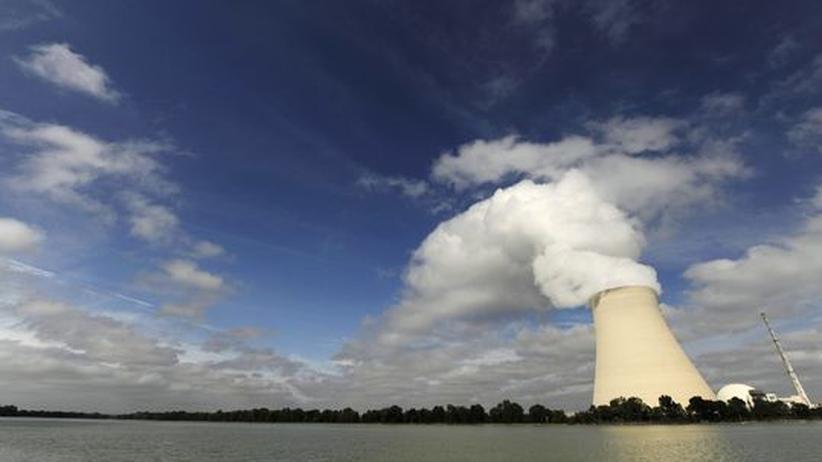 Energiewende: Das deutsche AKW Isar nahe Landshut