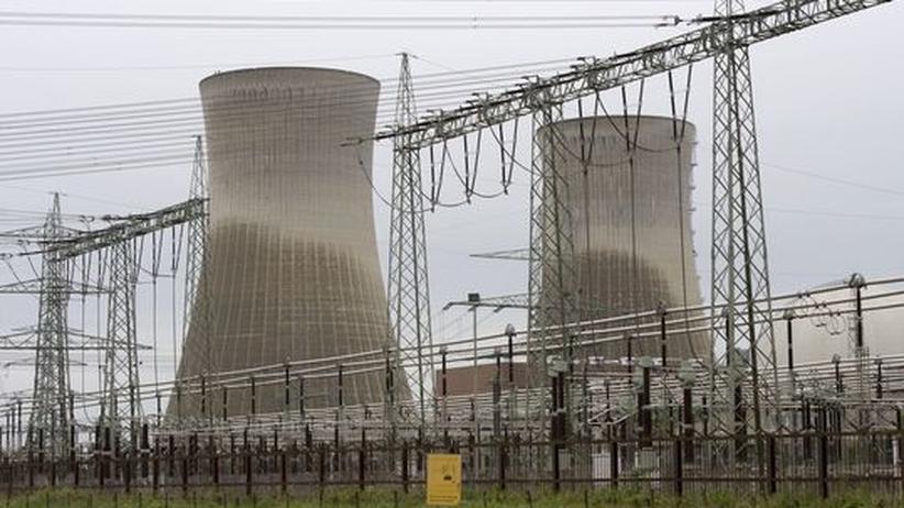Energiewende: Kabinett beschließt Atomausstieg bis 2022