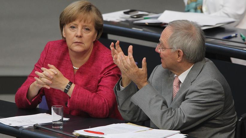 Schwarz-Gelb: Atomwende und Euro – die Bundesregierung im Stresstest