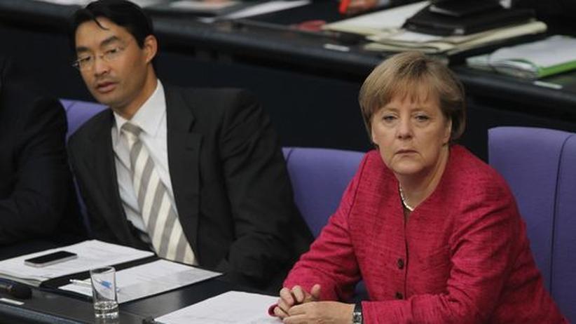 Koalition: Rösler mahnt Koalition zu mehr Professionalität