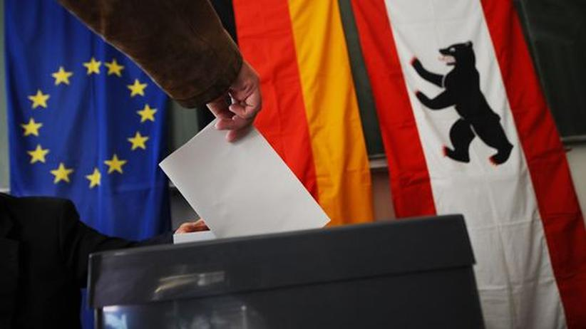Reformzwang: Union und FDP ändern Wahlrecht