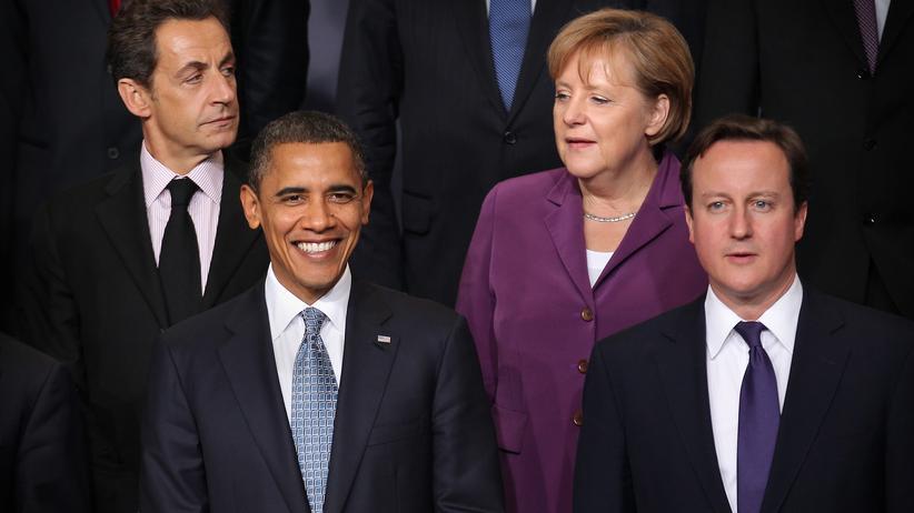 Außenpolitik: Deutschland verliert Vertrauen