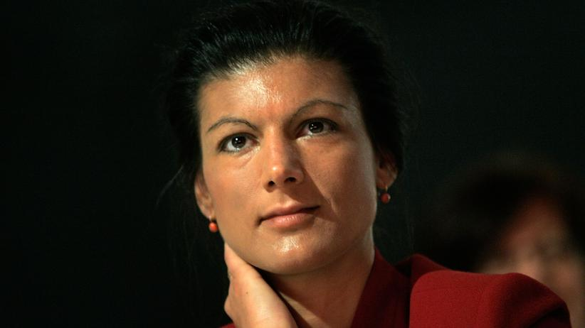 """Sahra Wagenknecht: """"Ich sehe mich nicht im Krieg mit den Männern"""""""