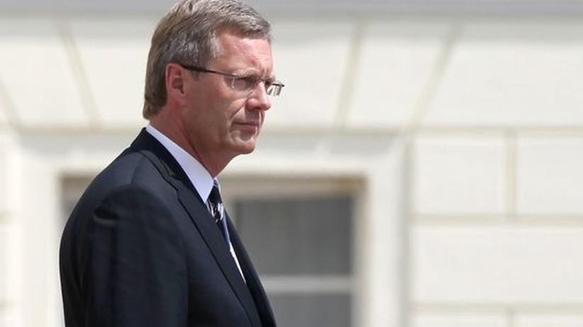 Rede des Bundespräsidenten: Wulff warnt vor Euro-Bonds