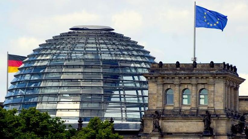 Der deutsche Bundestag und Europa: Eine nicht immer einfache Beziehung