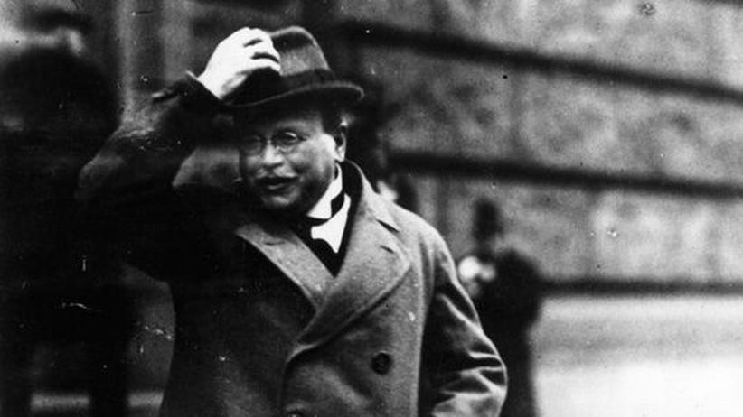 Weimarer Republik: Matthias Erzberger im Jahr 1912.