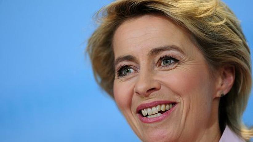 Euro-Krise: Von der Leyen will Vereinigte Staaten von Europa