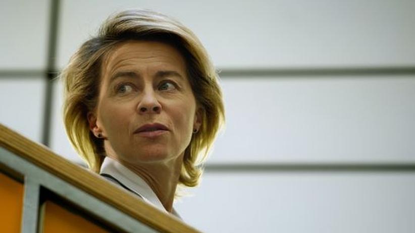 Euro-Krise: Merkel bremst von der Leyens Euro-Vorstoß