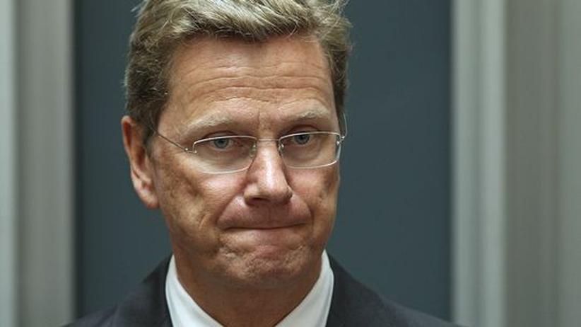 Außenminister: Westerwelle soll Vertrauensfrage planen