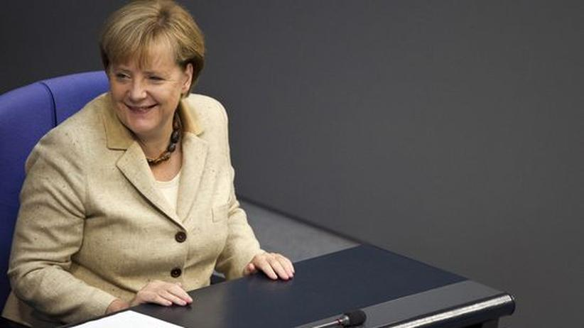 Euro-Krise: Merkel kann es doch!