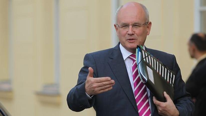 Parlament und Euro-Rettungsschirm: Unionsfraktion sucht nach dem Mittelweg
