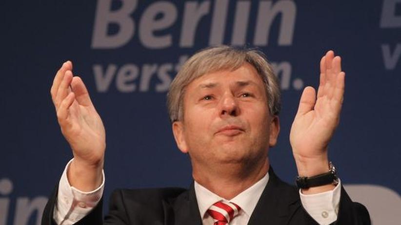 Klaus Wowereit: Neu im Club der Kanzlerkandidaten