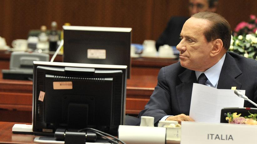 Silvio Berlusconi: Die Krise bin ich