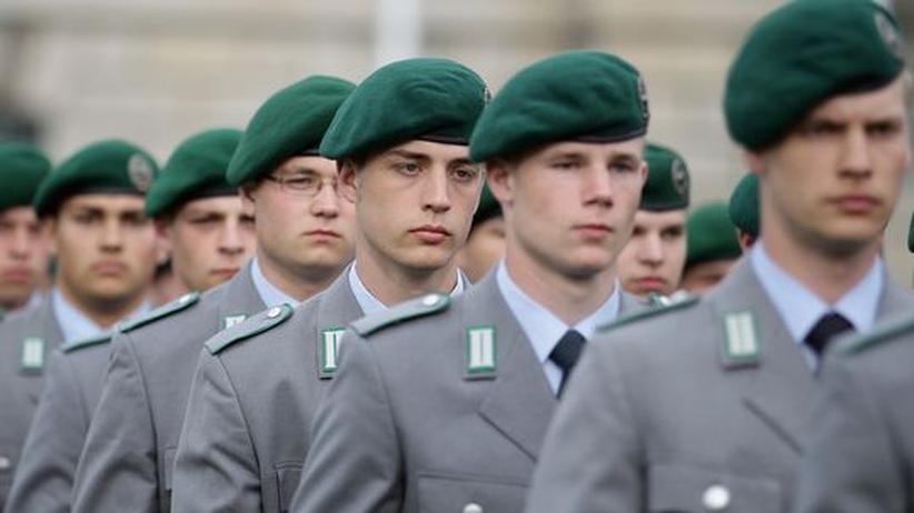 Burn-out: Bundeswehrverband warnt vor Überlastung der Soldaten