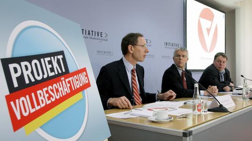 Think Tanks: Neoliberale Lobbydenker und verschwiegene Gesetzesbastler