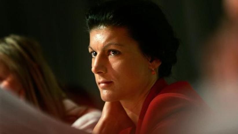 Linken-Parteitag: Sahra Wagenknecht