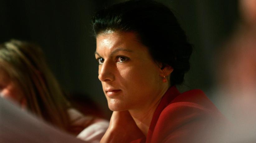 Linken-Parteitag: Sahra Wagenknechts Wandlung