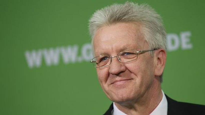 Winfried Kretschmann: Der Atommüll  muss weg