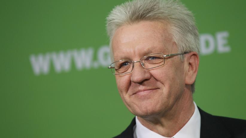 "Winfried Kretschmann: ""Der Protest macht keinen Sinn mehr"""