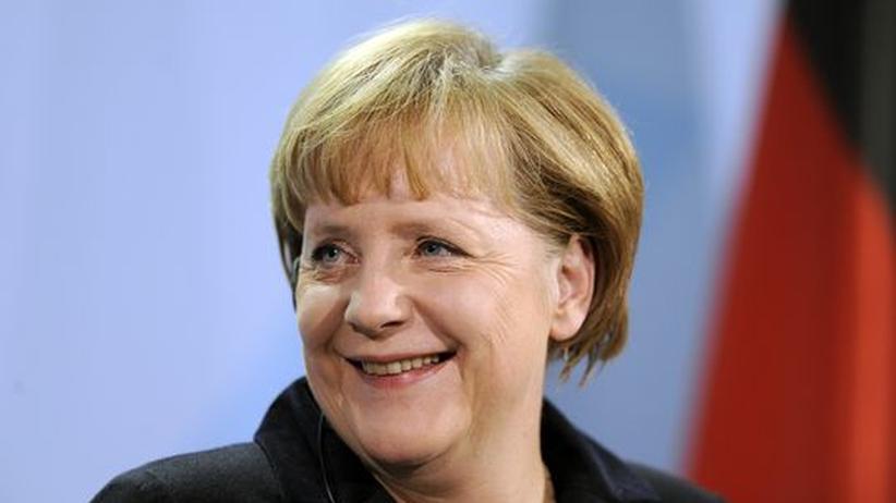 Fragen an die Kanzlerin: Wie Merkel die Fragen der User wegmoderiert