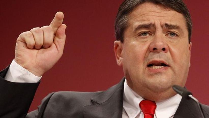 Machtfragen: Gabriel hält vorzeitiges Ende von Schwarz-Gelb für ausgeschlossen