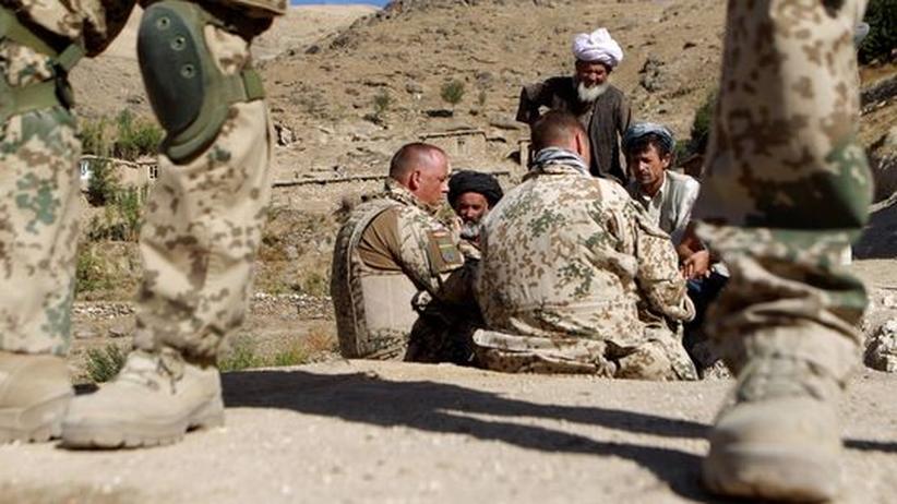 Bundeswehr: So viele traumatisierte Soldaten wie nie