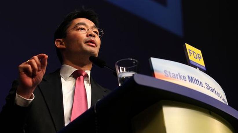 Dreikönigstreffen: Rösler spricht der FDP Mut zu
