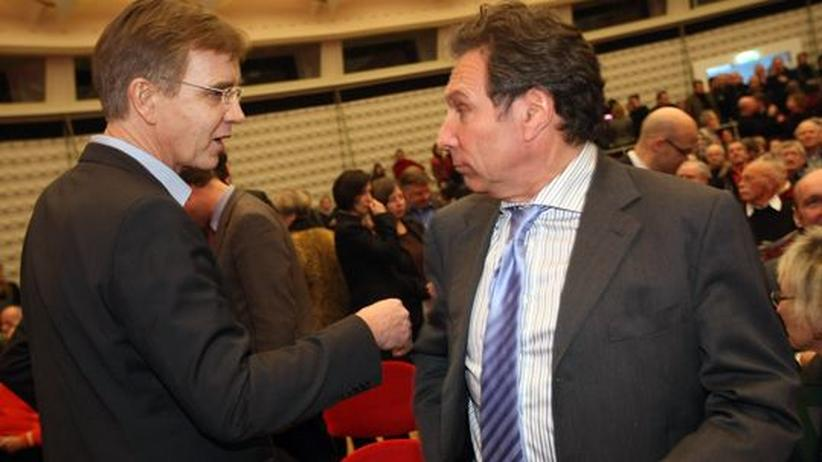 Nach Rechtsgutachten: Linke-Vorstand lehnt Urwahl der Parteispitze ab