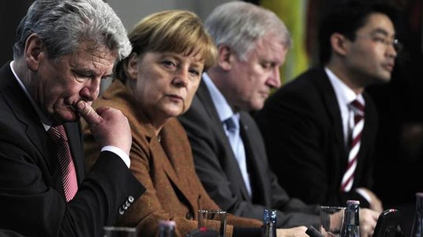 Präsidentschaftswahl: Gaucks Nominierung belastet Koalition