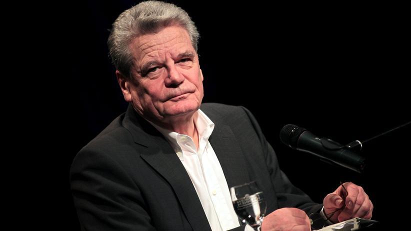 Künftiger Bundespräsident: Gauck und der Holocaust