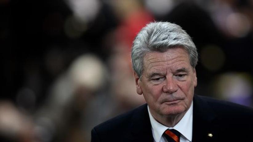 Joachim Gauck: Der konservative Störenfried