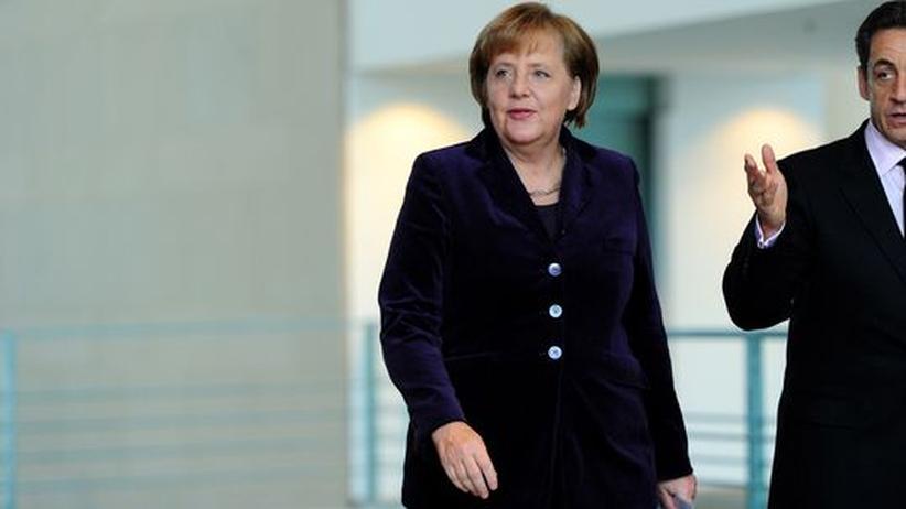 Euro-Krise: Merkel führt Europa in die Katastrophe