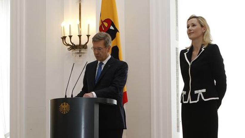 Affäre: Bundespräsident Wulff tritt zurück