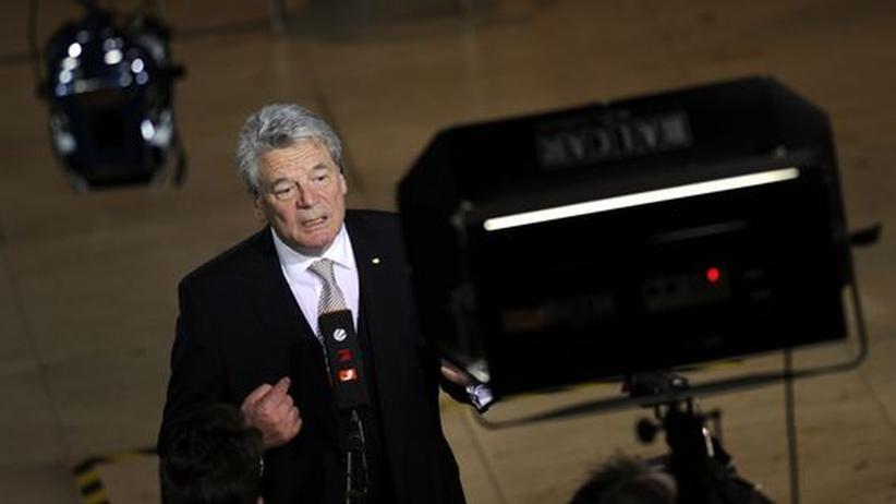 Joachim Gauck: Ein Präsident, wie er gebraucht wird