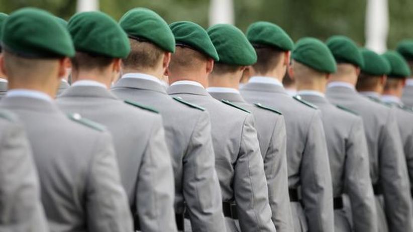 Bundeswehr: Die Truppe kämpft gegen die Steuerpflicht