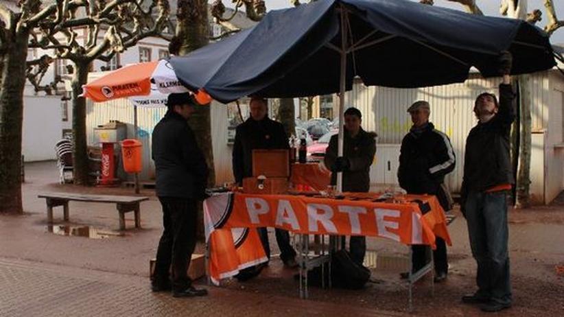 Landtagswahl: Disziplinierte Piraten von der Saar